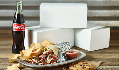 Qdoba Easy Wisconsin Box Lunch Catering