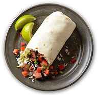 Mexican Food Burritos in Wisconsin
