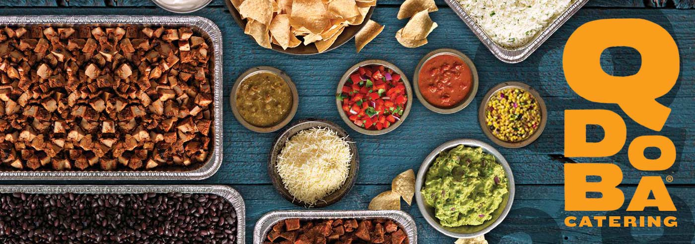 Cater Your Corporate or Private Party with Qdoba Wisconsin
