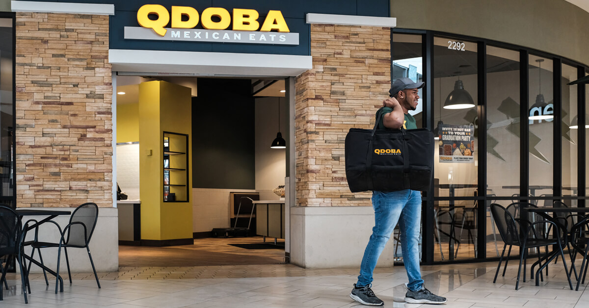 Qdoba Wisconsin Is Now Hiring Delivery Drivers
