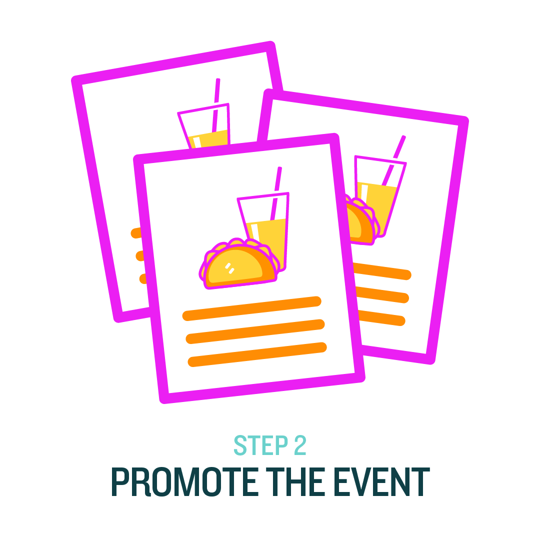 Promote The Event