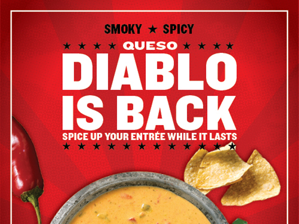 Qdoba Queso of the Month