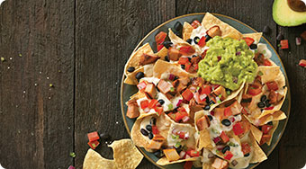 Qdoba Mexican Food Wisconsin - Kids Meal Cheesey Nachos